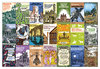 Discovering Shire Book Covers jigsaw puzzle